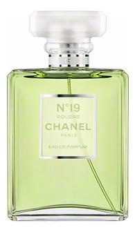 chanel парфюмированная вода 19 poudre 100 ml No19 Poudre: парфюмерная вода 100мл тестер