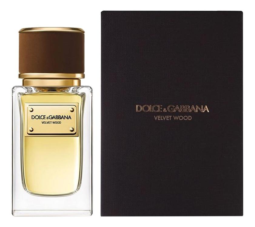 Dolce Gabbana (D&G) Velvet Wood: парфюмерная вода 150мл dolce gabbana velvet mimosa bloom туалетные духи 150 мл