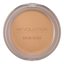 Makeup Revolution Хайлайтер для лица Skin Kiss Highlighter 14г