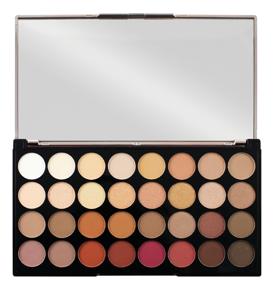 Палетка теней для век 32 Eyeshadow Palette 20г: Flawless 3 Resurrection