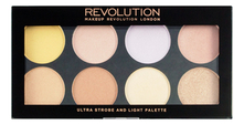 Makeup Revolution Палетка для стробинга Ultra Strobe and Light 15г
