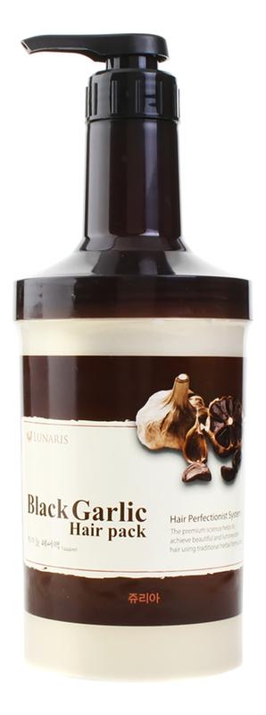 Фото - Маска для волос Black Garlic Hair Pack 1000мл lunaris