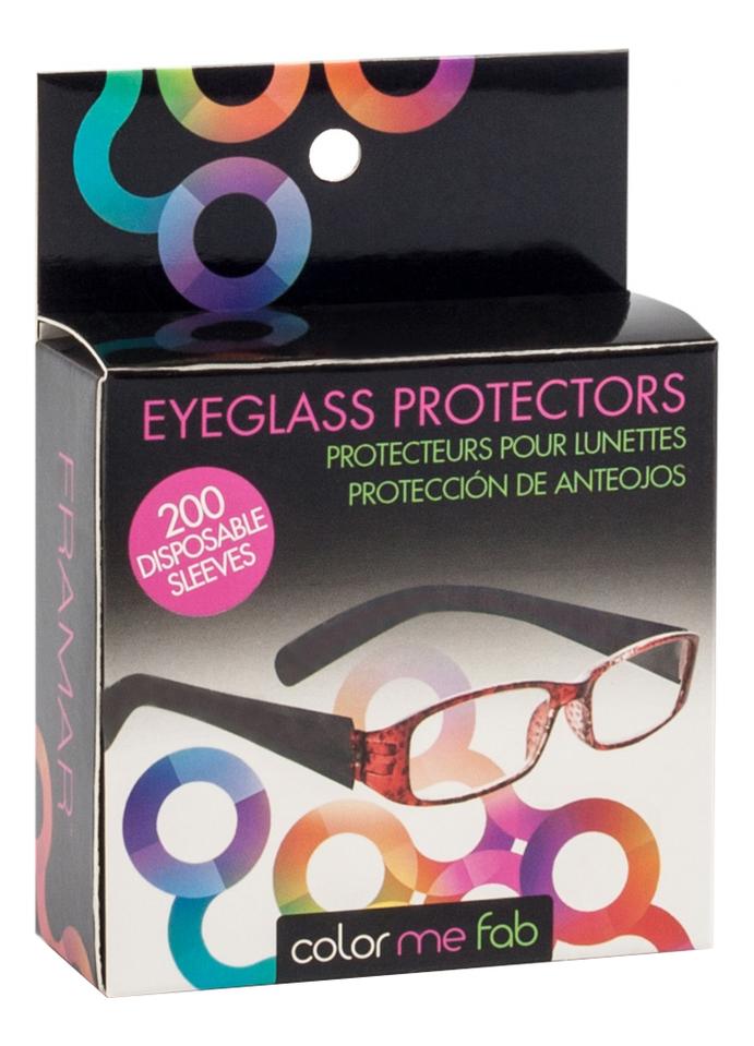 Защитный чехол для очков Eyeglass Protector Sleeves 200шт