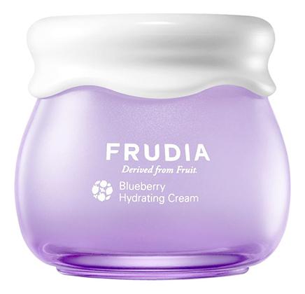 Фото - Увлажняющий крем для лица с экстрактом черники Blueberry Hydrating Cream 55мл: Крем 55г увлажняющий крем для лица skin hydrating booster 30мл