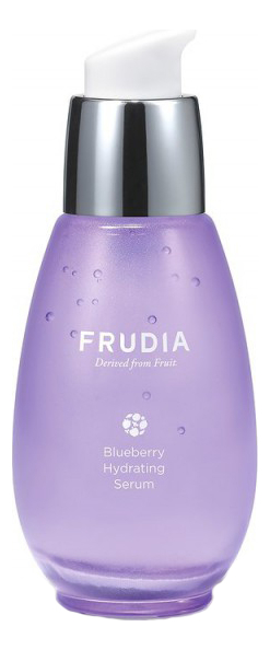 Купить Увлажняющая сыворотка для лица с экстрактом черники Blueberry Hydrating Serum 50г, Frudia