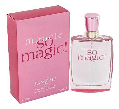 Купить Miracle So Magic: парфюмерная вода 100мл, Lancome