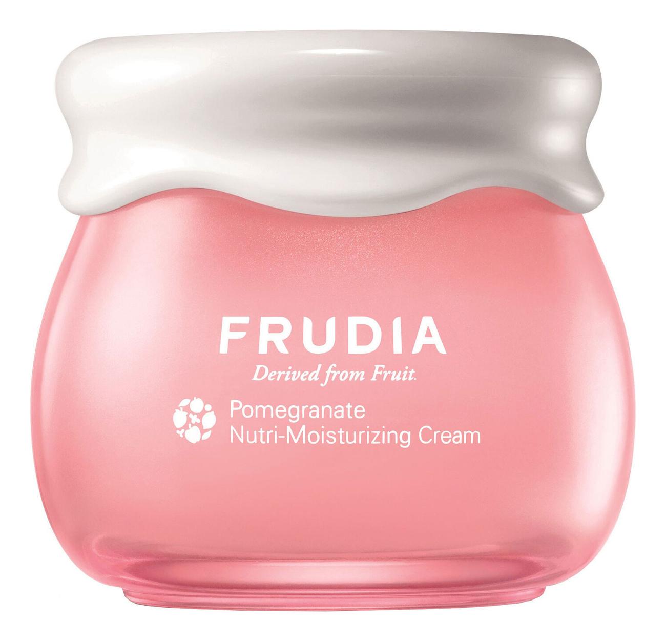Питательный крем для лица с экстрактом граната Pomegranate Nutri-Moisturizing Cream 55мл: Крем 55г