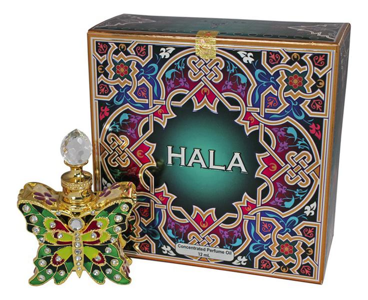 Hala: масляные духи 12мл crescent масляные духи 12мл