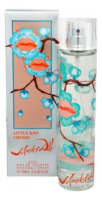 Little Kiss Cherry: туалетная вода 100мл halloween sexy kiss туалетная вода 100мл