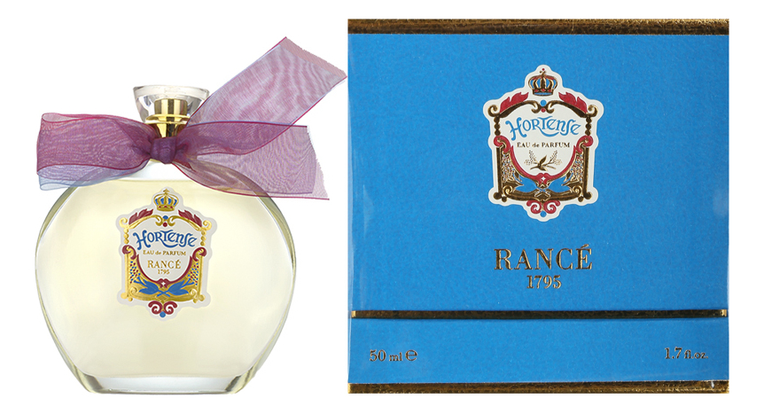 Купить Hortense: парфюмерная вода 50мл, Rance