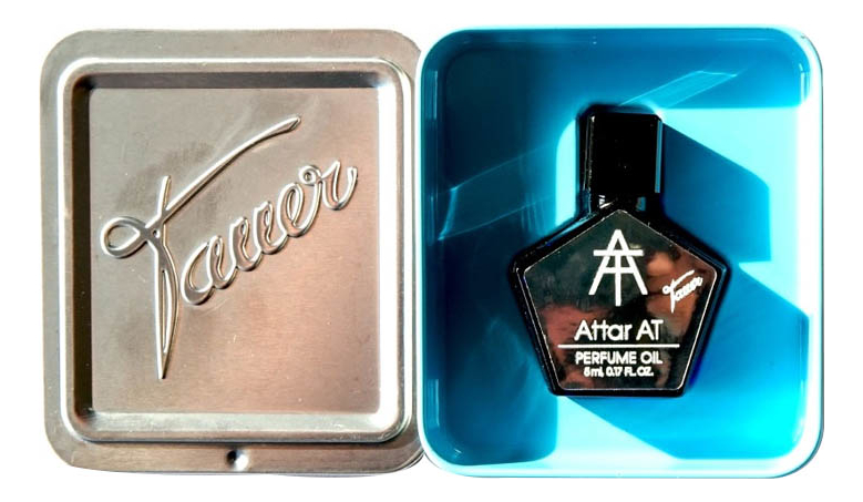 Attar AT: парфюмерное масло 5мл
