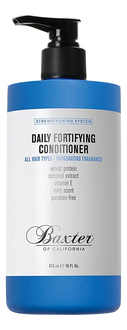 Купить Укрепляющий кондиционер для волос Daily Fortifying Conditioner: Кондиционер 473мл, Baxter of California