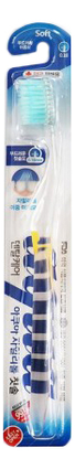 Купить Зубная щетка Xylitol Toothbrush с прямой ручкой (в ассортименте), DENTAL CARE