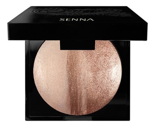 Хайлайтер для лица Backed Glossy Highlighter & Glow Devine Shine 7,5г