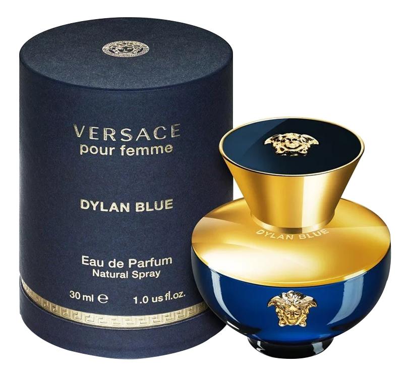 Pour Femme Dylan Blue: парфюмерная вода 30мл boss nuit pour femme парфюмерная вода 30мл