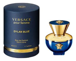 Купить Pour Femme Dylan Blue: парфюмерная вода 50мл, Versace
