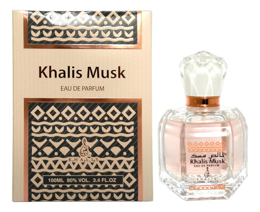 Купить Musk: парфюмерная вода 100мл, Khalis