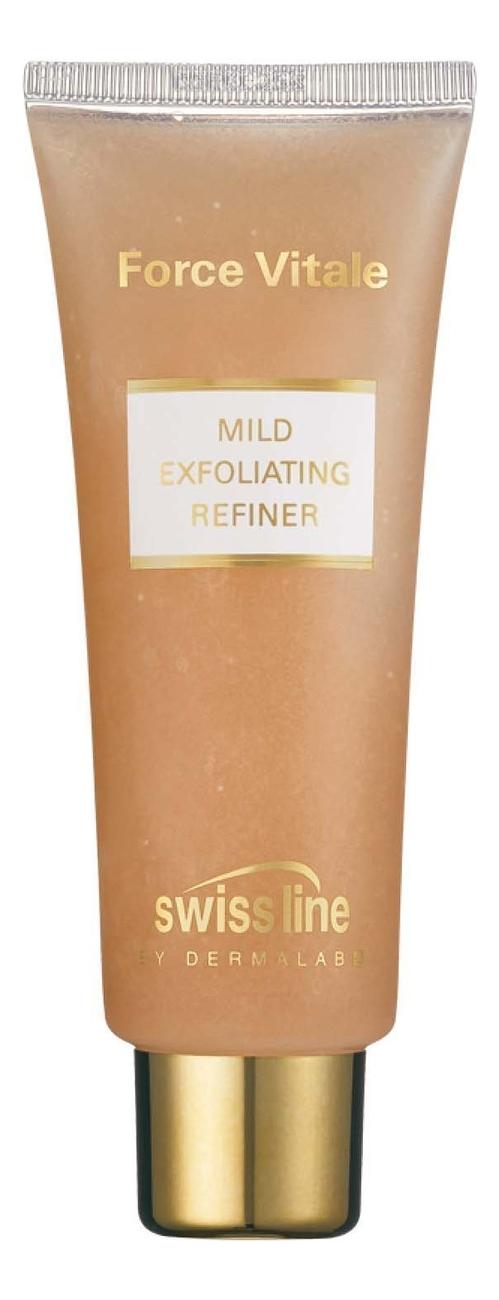 Гель-эксфолиант для лица Force Vitale Mild Exfoliating Refiner 75мл