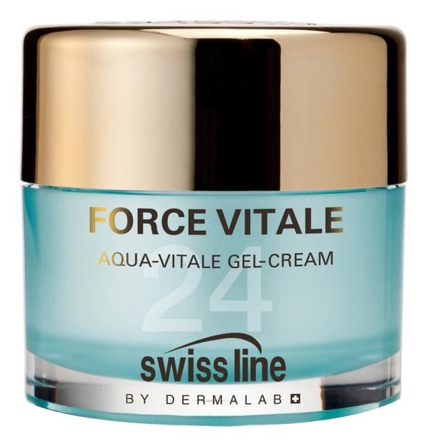 Гель-крем для лица Force Vitale Aqua Vitale Gel-Cream 50мл swiss line force vitale мягкий гель эксфолиант