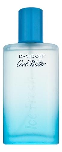 Davidoff Cool Water Men Ice Fresh: туалетная вода 125мл тестер