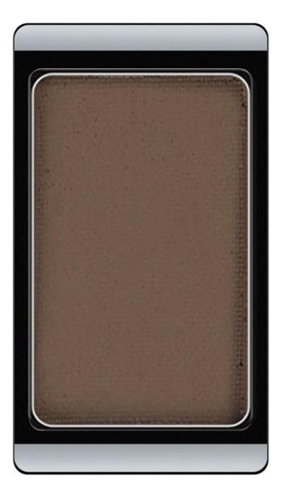 Тени для век матовые Eyeshadow Matt 0,8г: 527 Сhocolate тени для век матовые eyeshadow matt 0 8г 524 dark grey mocha