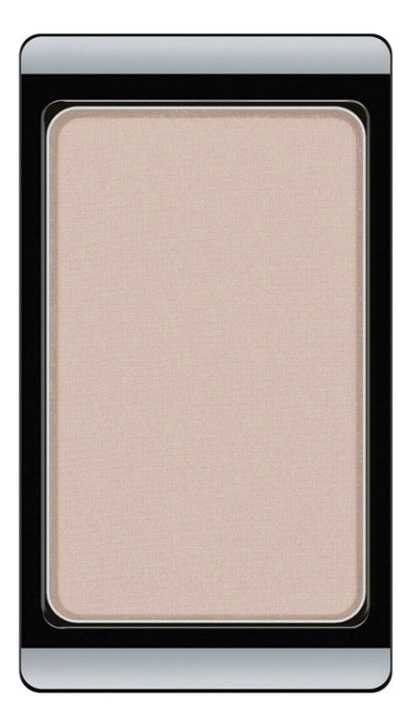 Тени для век матовые Eyeshadow Matt 0,8г: 551 Natural Touch тени матовые с мерцанием artdeco