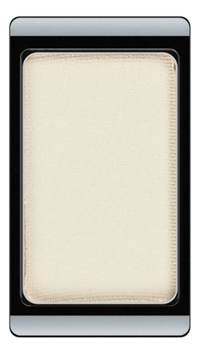 Тени для век матовые Eyeshadow Matt 0,8г: 554 Natural Vanilla тени для век матовые eyeshadow matt 0 8г 524 dark grey mocha