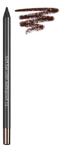 Карандаш для век водостойкий Soft Eye Liner Waterproof 1,2г: No 12