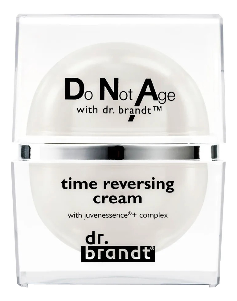Разглаживающий крем для лица Do Not Age Time Reversing Cream 50г крем dr brandt do not age time defying cream для лица 50 г