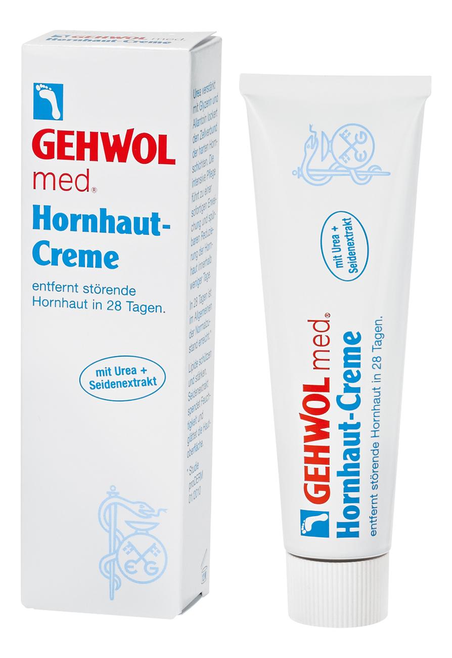 Крем для загрубевшей кожи ног Hornhaut Creme: Крем 125мл крем климатозол