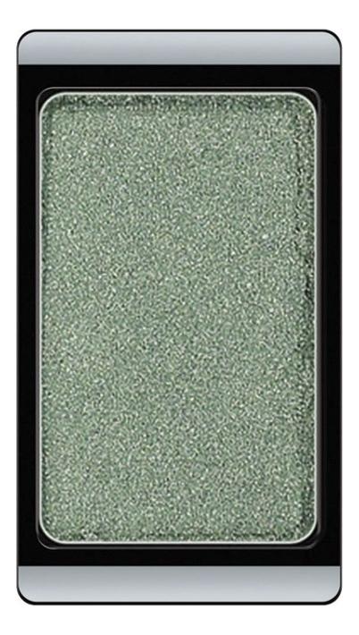 Тени для век голографические Eyeshadow Duochrome 0,8г: 250 Late Spring Green