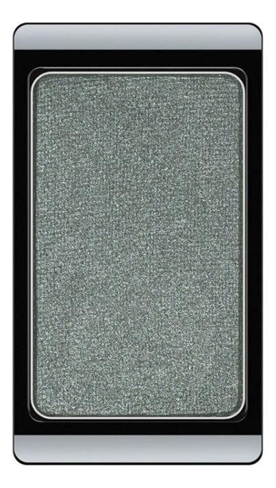 Тени для век перламутровые Eyeshadow Pearl 0,8г: 51 Green Jewel