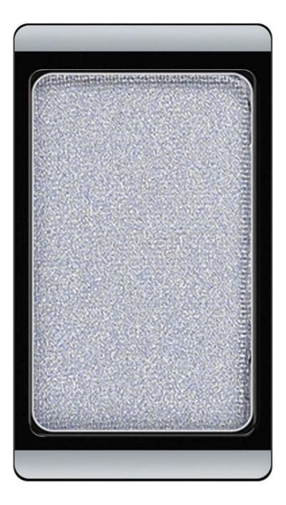 Тени для век перламутровые Eyeshadow Pearl 0,8г: 74 Grey Blue