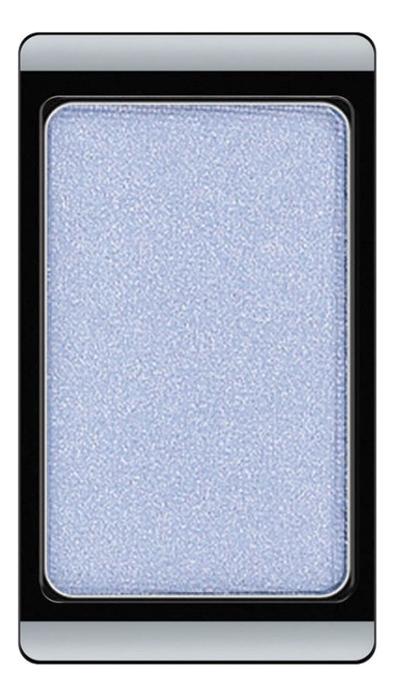 Тени для век перламутровые Eyeshadow Pearl 0,8г: 75 Light Blue