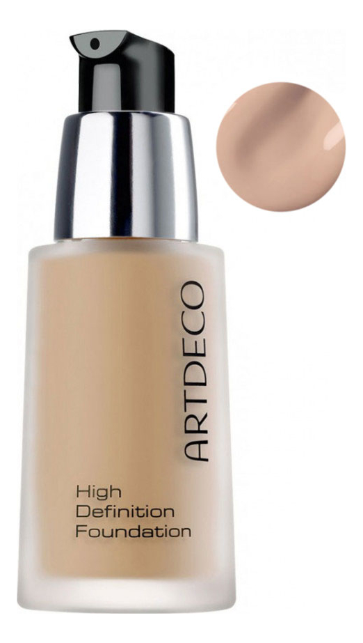 Тональная основа High Definition Foundation 30мл: 43 Light Honey Beige