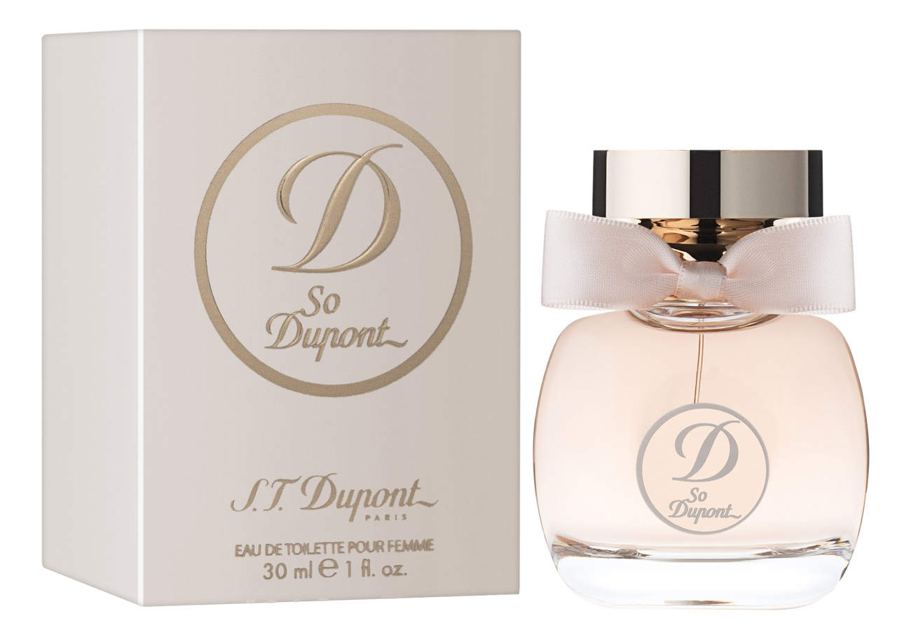So Dupont Femme: туалетная вода 30мл