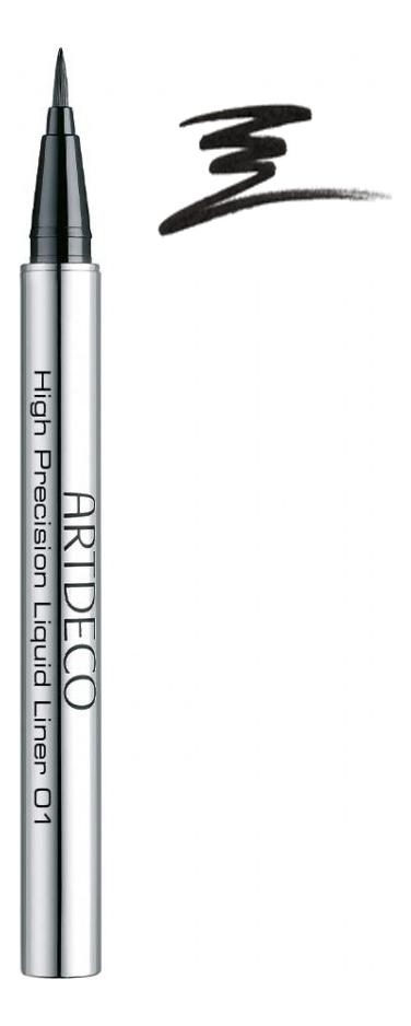 цена на Подводка для век High Precision Liquid Liner 0,55мл: 01 Black