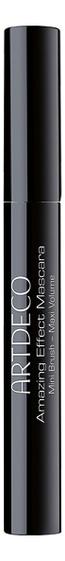 Тушь для ресниц Amazing Effect Mascara Mini Brush-Maxi Volume 6мл