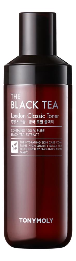 Купить Тонер для лица The Black Tea London Classic Toner 180мл, Tony Moly