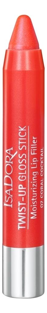 Блеск-карандаш для губ Twist-Up Gloss Stick 3,3г: 07 Coral Cocktail