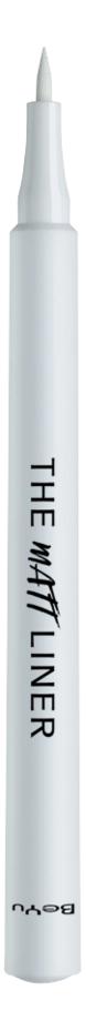 цена на Матовая подводка для глаз The Matt Liner 1мл: 06 White Smoke
