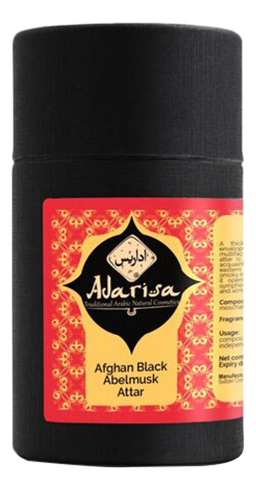 Купить Adarisa Аттар черный растительный мускус: масляные духи 3мл