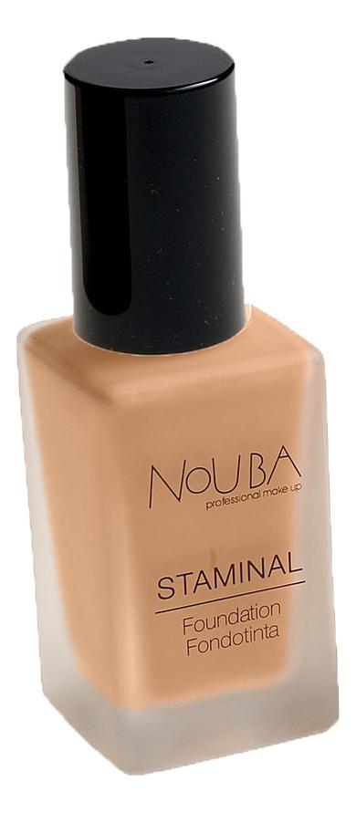 Тональная основа Staminal Foundation 30мл: No 101 nouba карандаш staminal concealer 03 корректирующий 1 5 мл