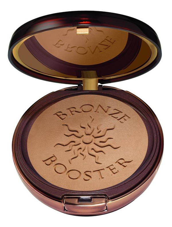 Пудра бронзер Bronze Booster Glow-Boosting Pressed Bronzer 9г: Темный-средний