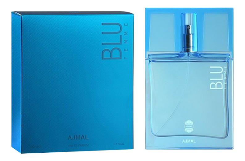 Ajmal Blu Femme: парфюмерная вода 50мл фото