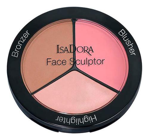цена на Многофункциональное средство для макияжа лица Face Sculptor 18г: 02 Cool Pink