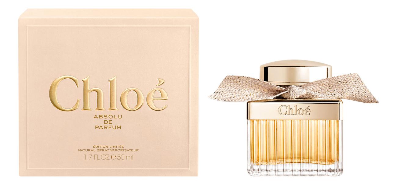 Chloe Absolu De Parfum: парфюмерная вода 50мл парфюмерная вода chloe absolu de parfum 50 мл