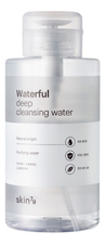 SKIN79 Мицеллярная вода для лица Waterfull Deep Cleansing Water 500мл