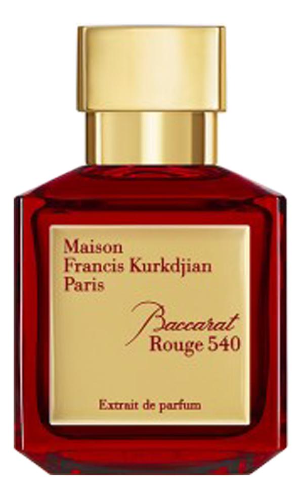 Francis Kurkdjian Baccarat Rouge 540 Extrait De Parfum: духи 70мл тестер v canto magnificat extrait de parfum