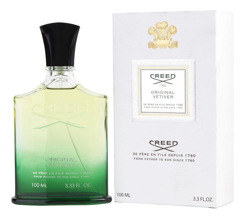 Original Vetiver: парфюмерная вода 100мл creed original vetiver эмульсия после бритья 75мл